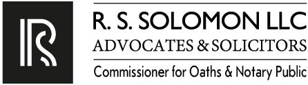 R. S. Solomon LLC
